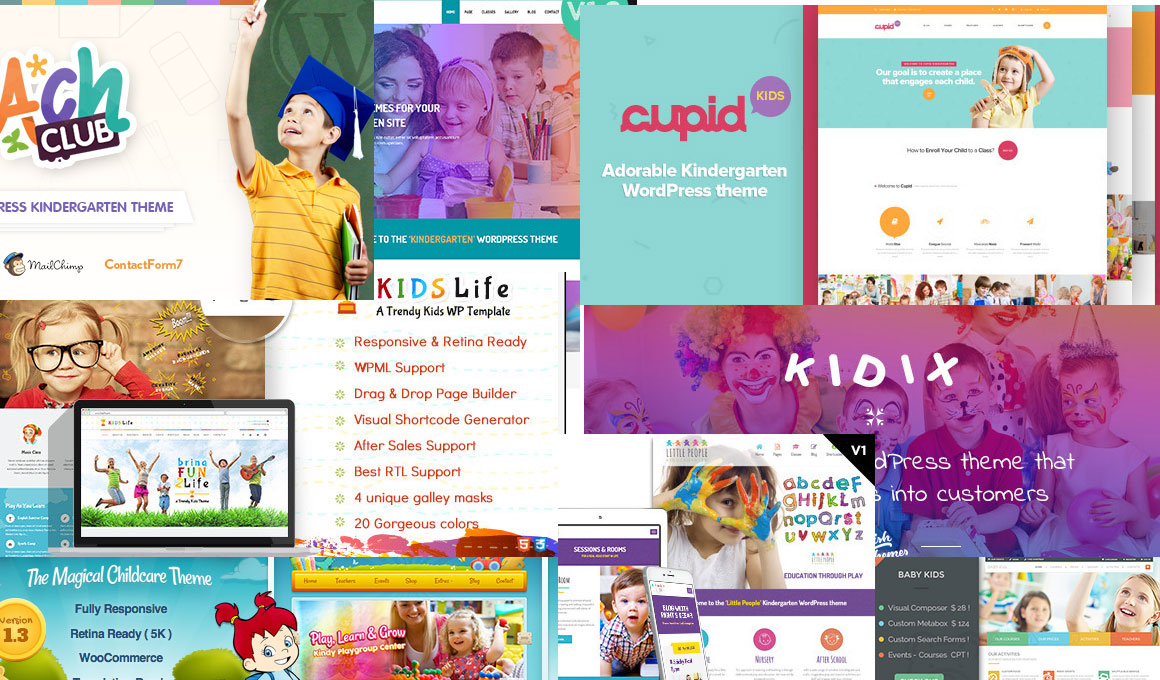 Best Wordpress Kids Theme
