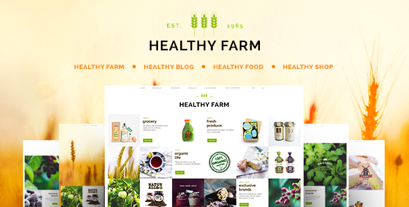 Health Farm Wordpress Theme
