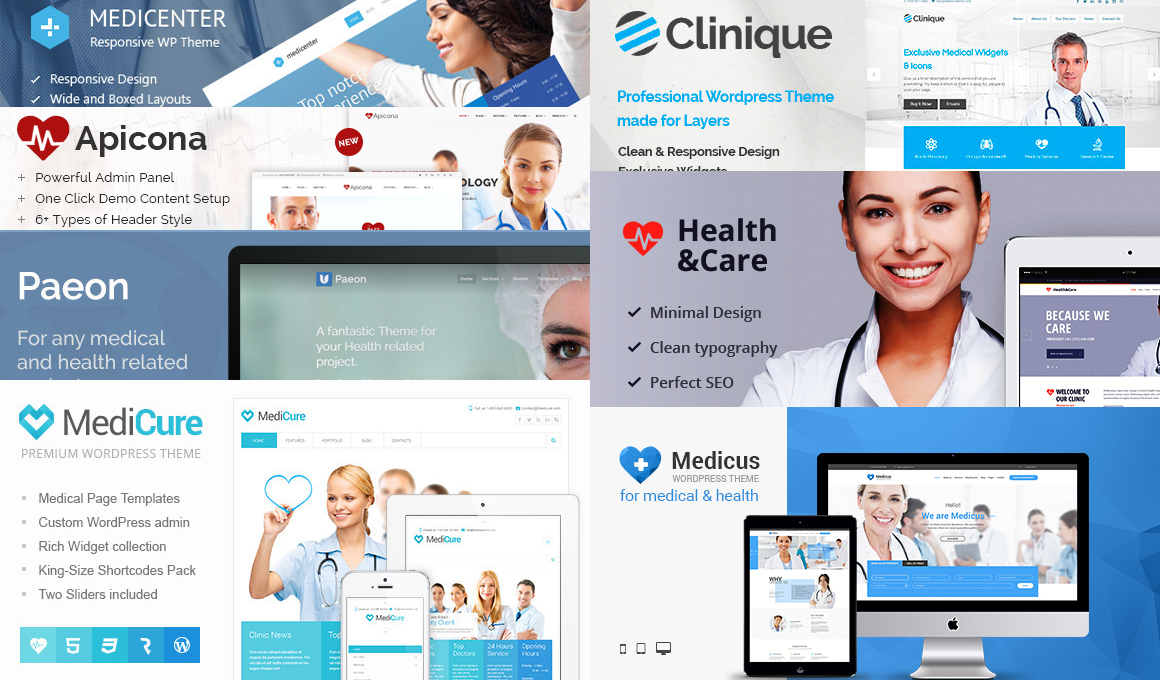 Medical-WordPress-Themes
