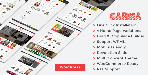 10+ BEST ECOMMERCE WORDPRESS THEME