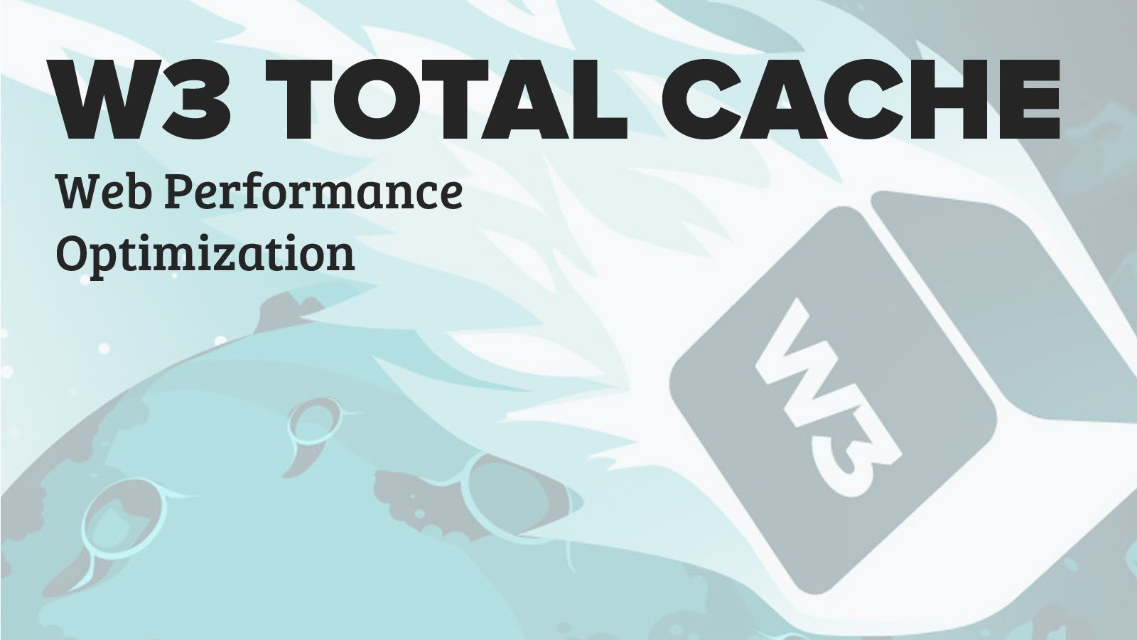 5.W3 Total Cache WordPress Plugin