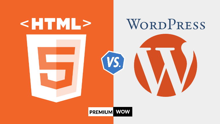 What's best for your Business Website – Static HTML or WordPress