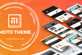 Five most Elegant and Admirable MOTO THEME Versions